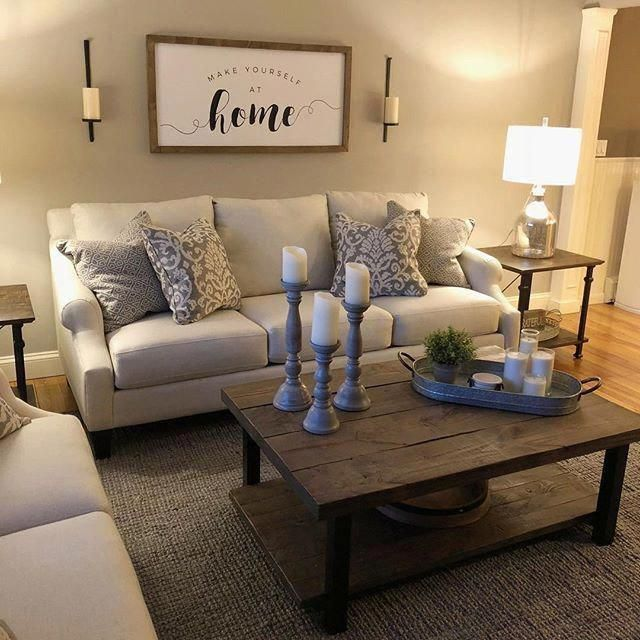Make Yourself At Home In This Beautiful Living Room Don T Our