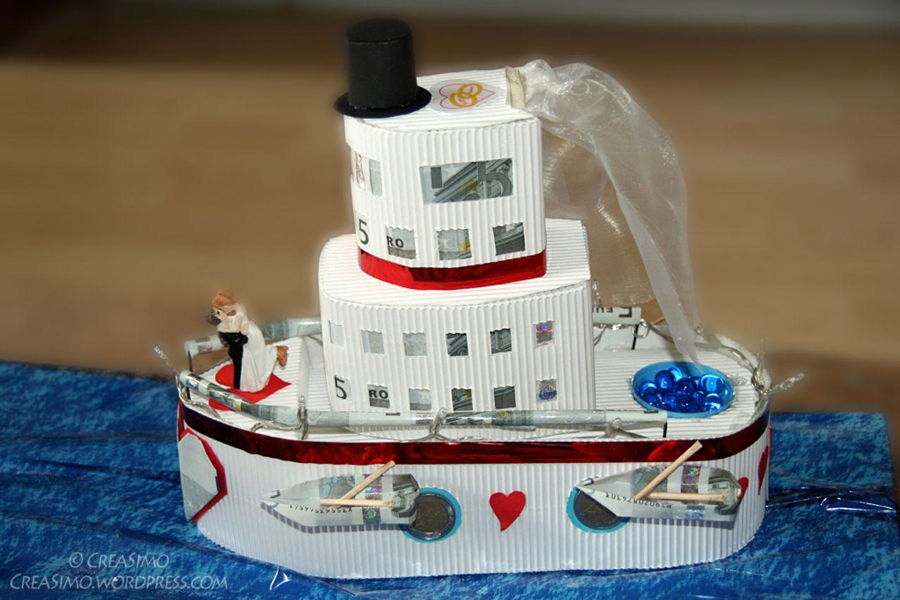 Kreuzfahrt Ins Gluck Oder Geldgeschenk Zur Hochzeit Kreizfahrt
