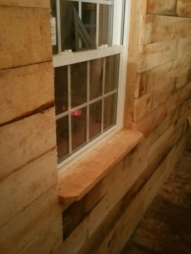 Rough Sawn 1x6 Pine On The Walls Pine Walls Cabin Interiors Old House