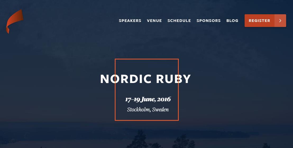 website-color-palettes-nordic-ruby | Website Design
