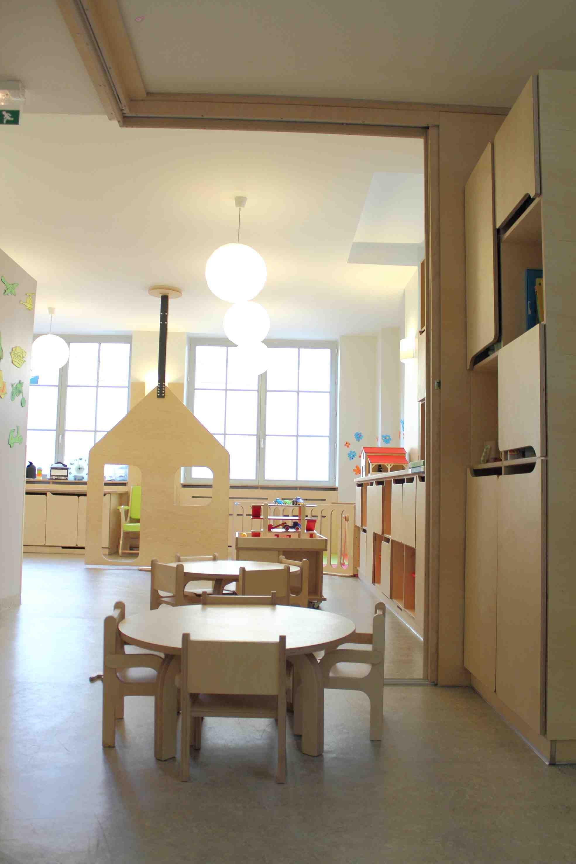 Tiramisu Micro Creche Jardin Pour Enfants Micro Creche Creche