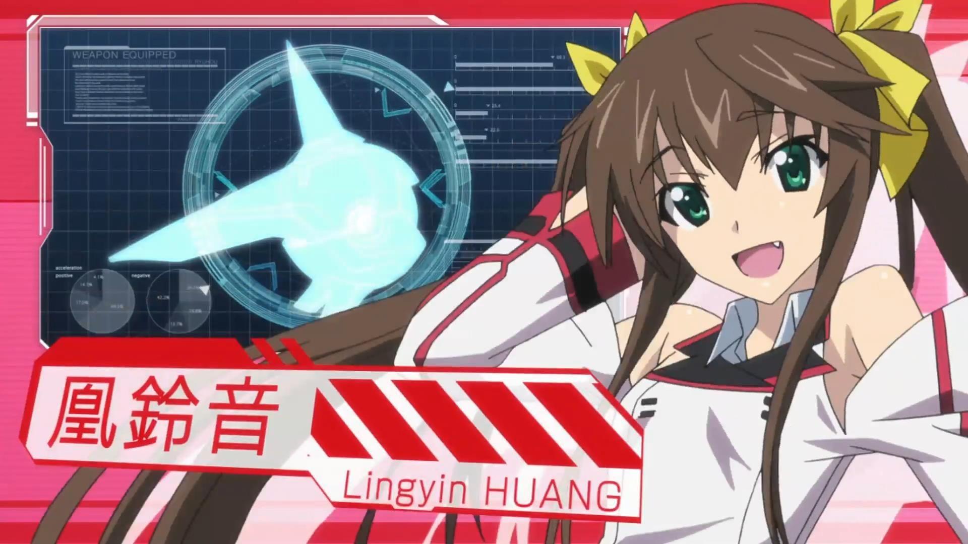 Infinite stratos 2 episode 1 anime episode infinite