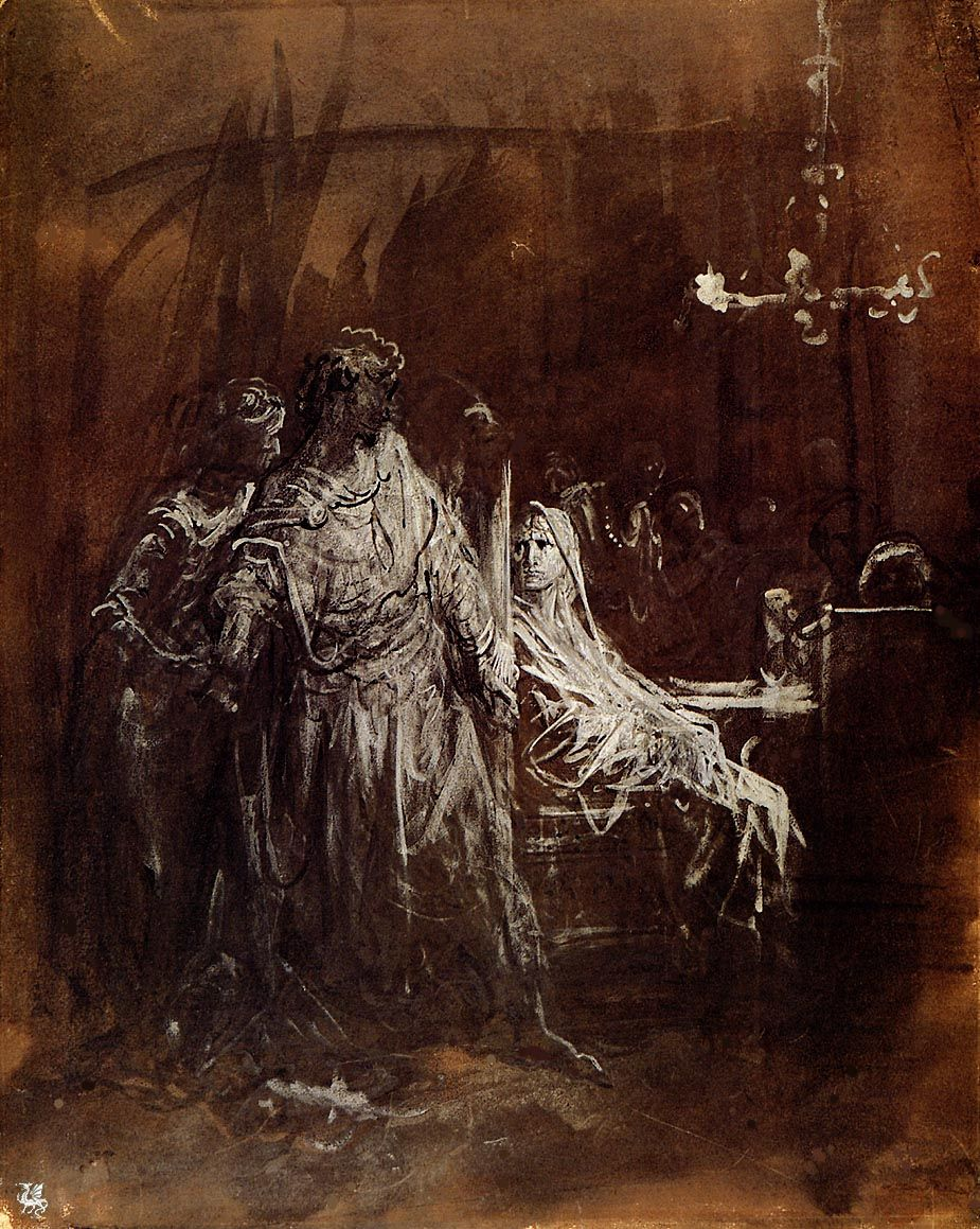 It's the disconcerting incompleteness of Gustave Doré's The ...