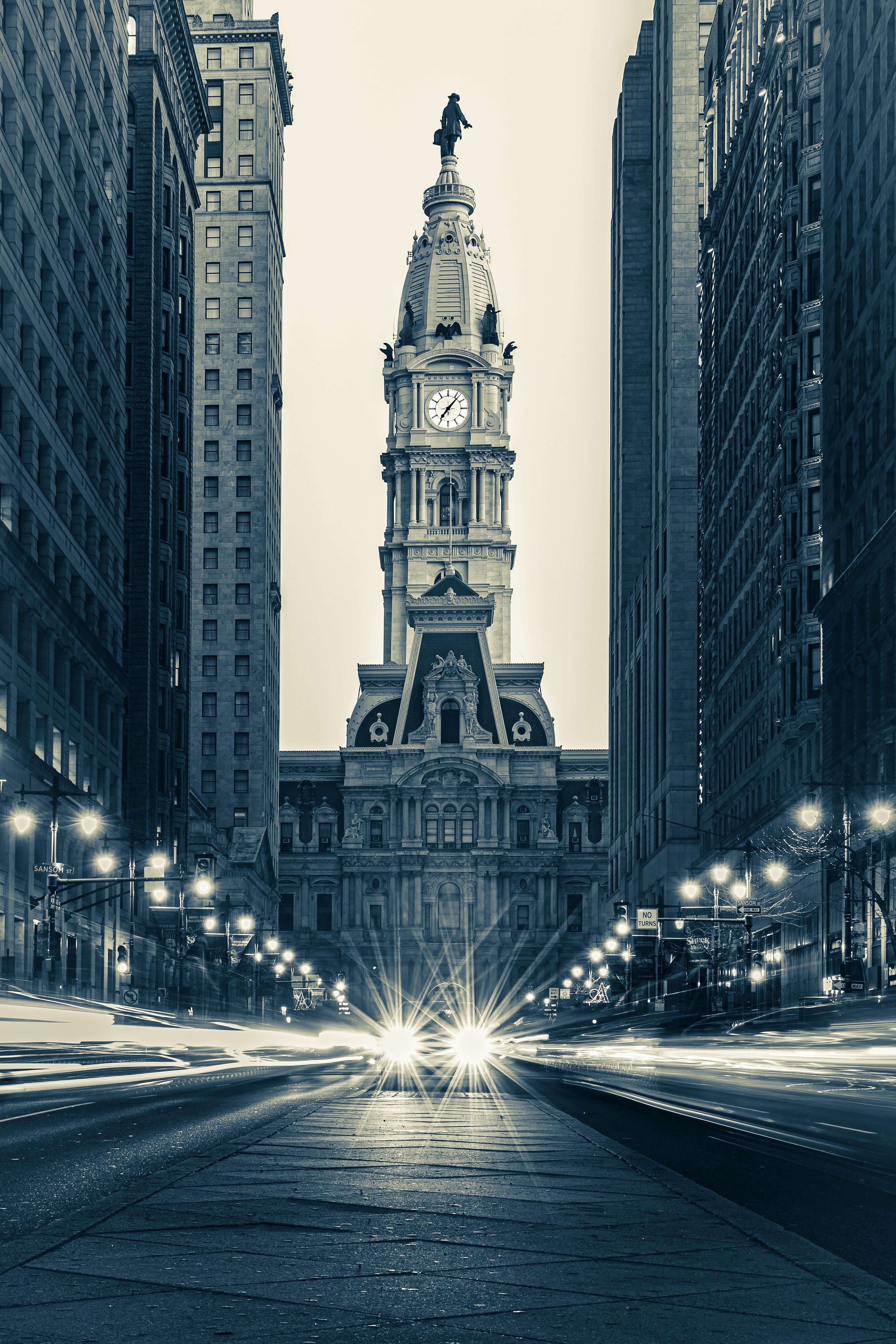 Downtown Philadelphia Last Christmas In 2020 Downtown Philadelphia Downtown Ferry Building San Francisco