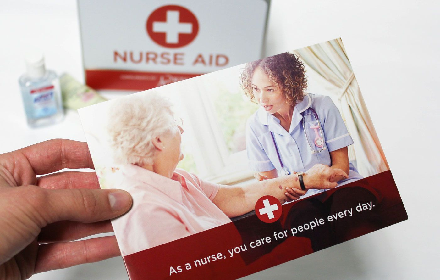 This first aid kit and FitBit contest campaign was a huge hit with RTG Medical travel nurses.  http://www.iridiangroup.com/work_examples/rtg-nurses-aid/