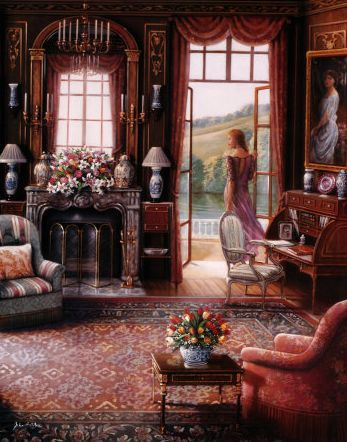 Victorian Interiors | Interior Design In Victorian Style | Interior Design  Ideas