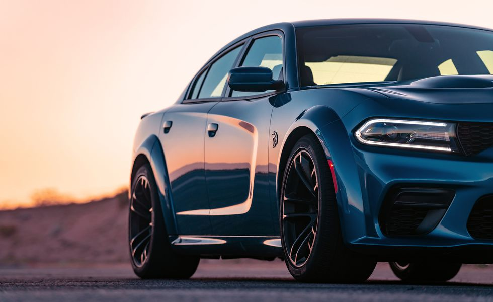 View Photos Of The 2020 Dodge Charger Scat Pack And Srt Hellcat Widebody Dodge Charger Charger Srt Hellcat Charger Srt