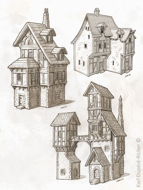 Découvrez le travail de Karl Dupéré-Richer en tant qu\'illustrateur ...