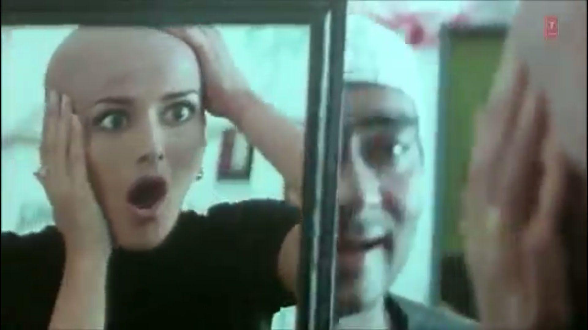Sonali Bendre Bald Look In Indian Movie Major Saab Headshave Look