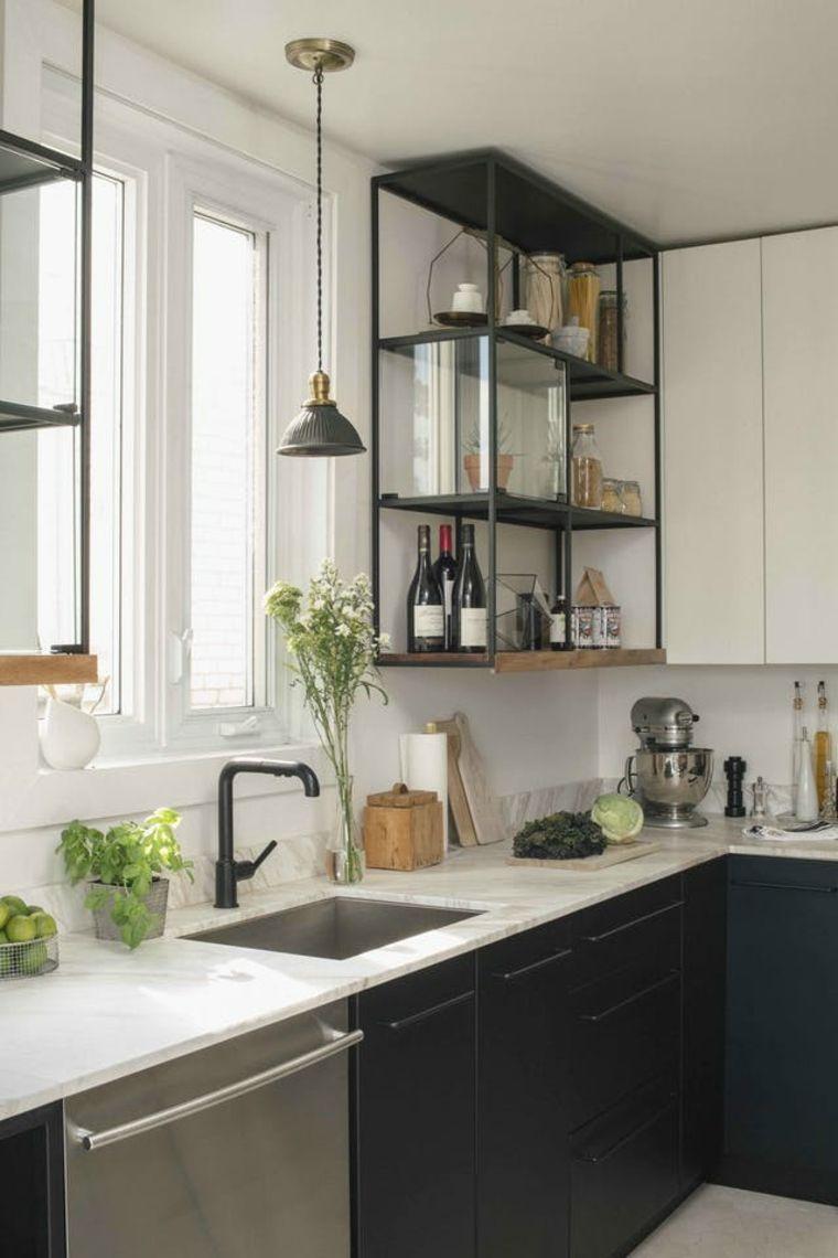 Diseño De Gabinetes De Cocina Pequeñas   10 Consejos Para Cocinas ...