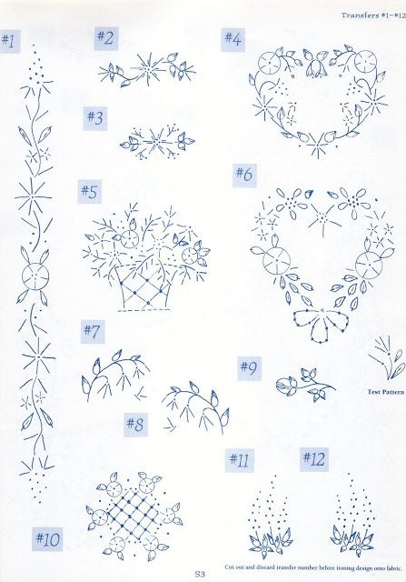 Emys Gallery Silk Ribbon Embroidery Patterns Embroidery