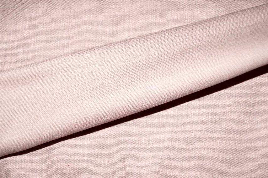 KN16 0591-091 Stretch linnen poederroze