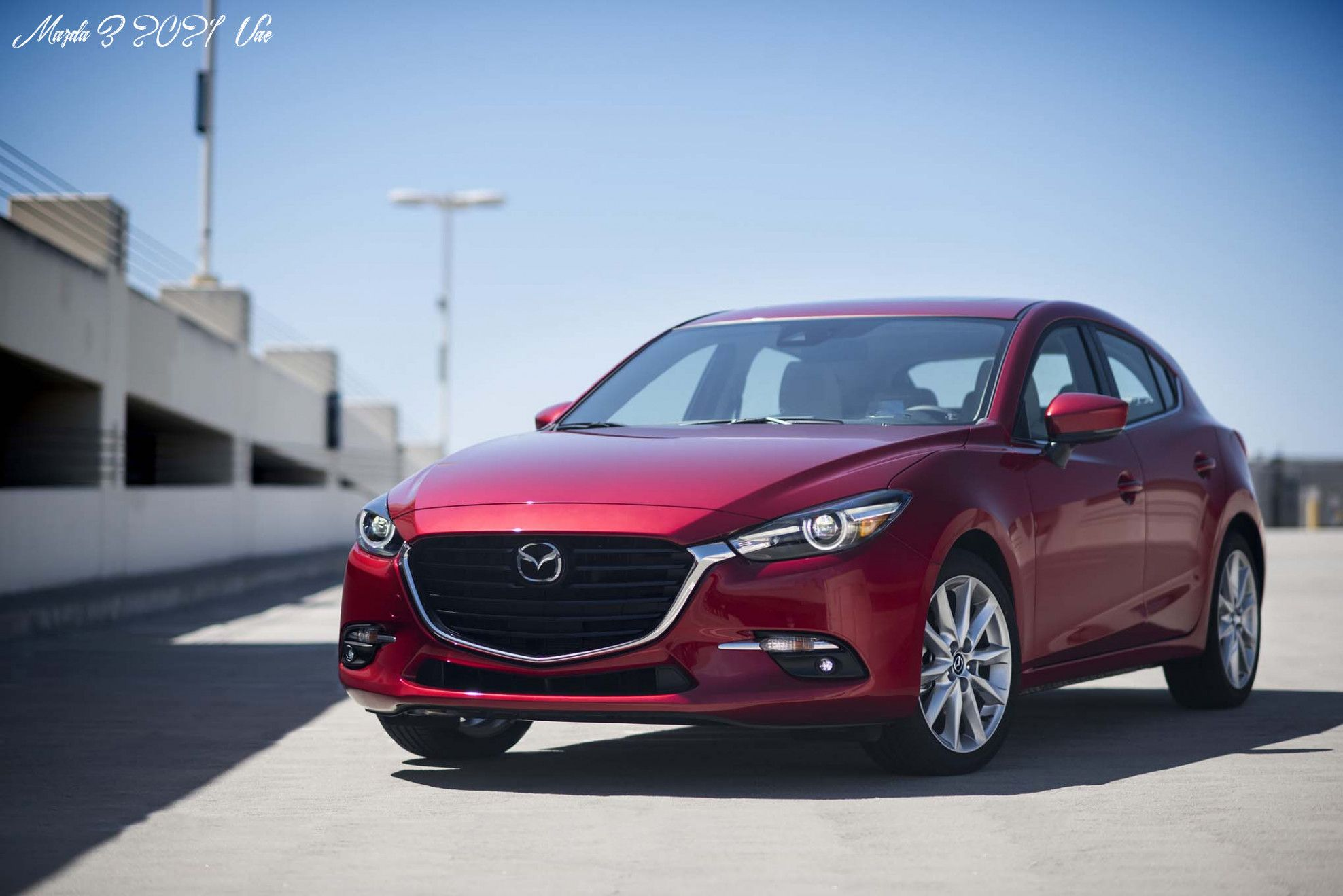 Mazda 3 2021 Uae Style in 2020 Mazda, Car review, Mazda cars