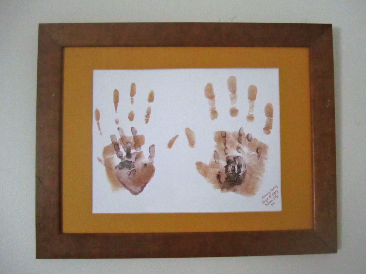 Hand And Foot Painting Ideas
