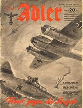 Picture for Der Adler №14 8 Juli 1941