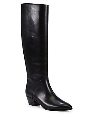 High Boots Leather