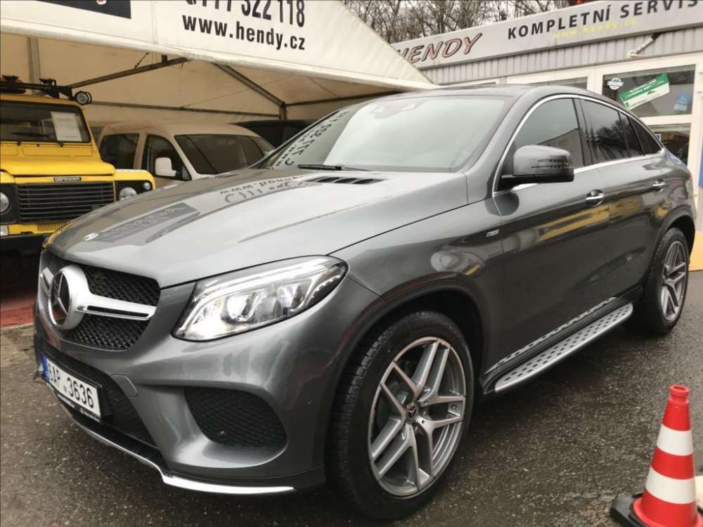 2017 Mercedes Benz Gle 350 D Coupe 4matic Tags 2017