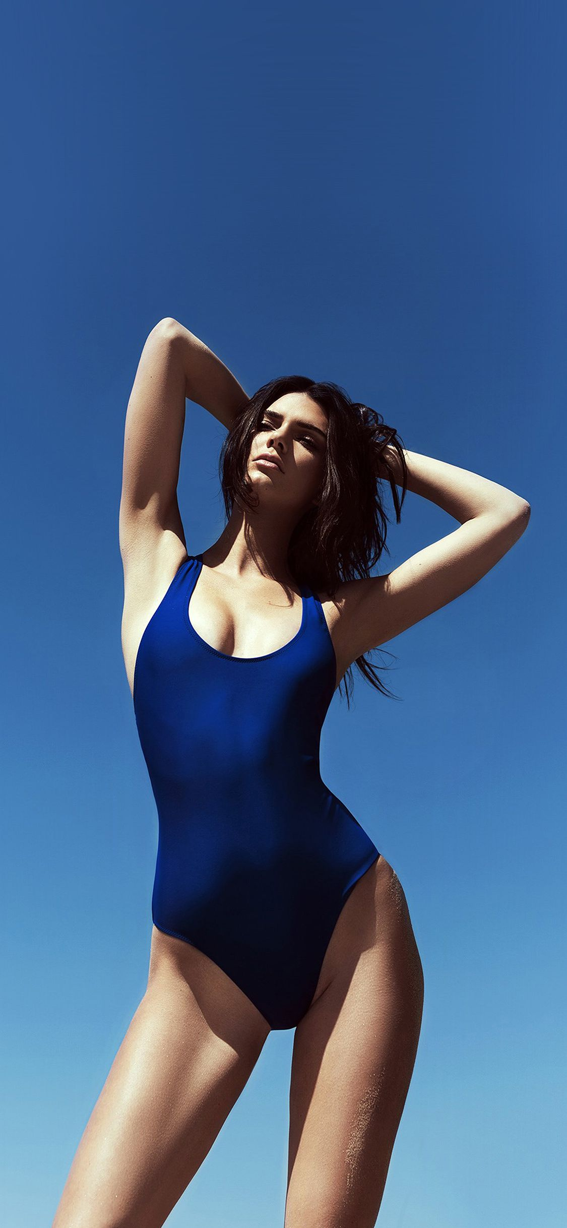 3ee56cc79c8d iPhoneXpapers.com-Apple-iPhone-wallpaper-hj59-kendall-jenner -blue-bikini-summer-cool-sexy
