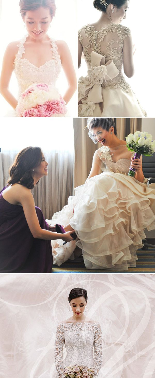 Top 10 Filipino Wedding Dress Designers We Love
