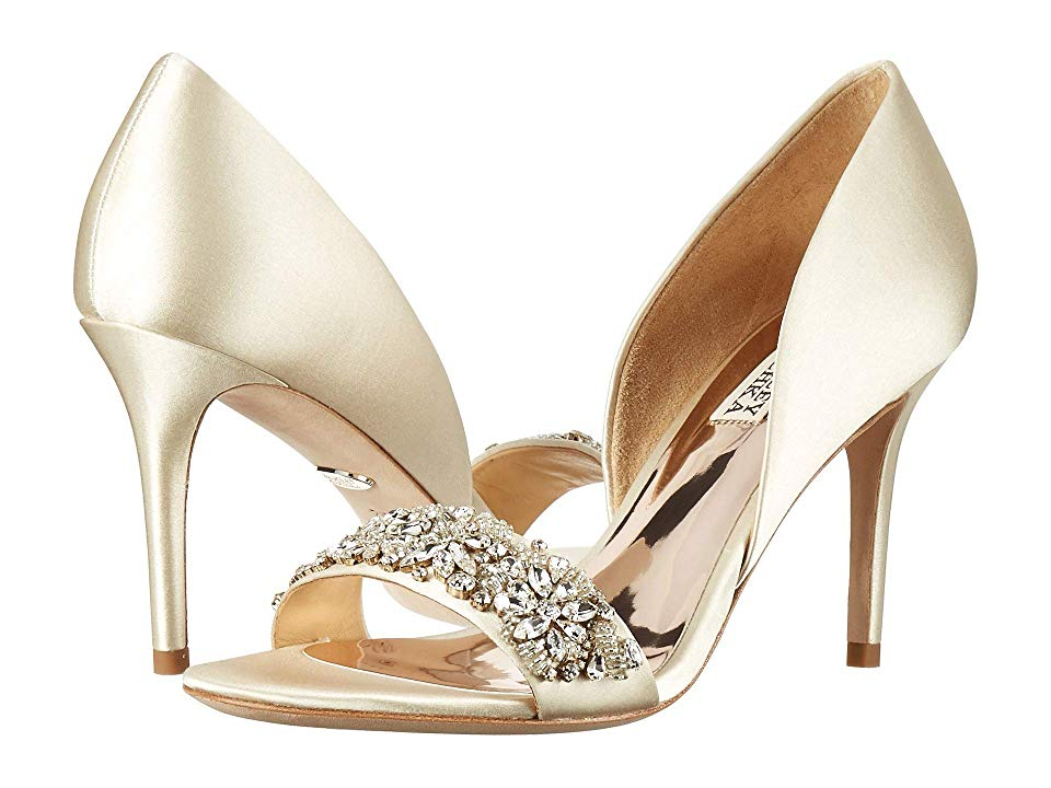 aed3cf0770c Badgley Mischka Ivy High Heels | Products in 2019 | Badgley mischka ...