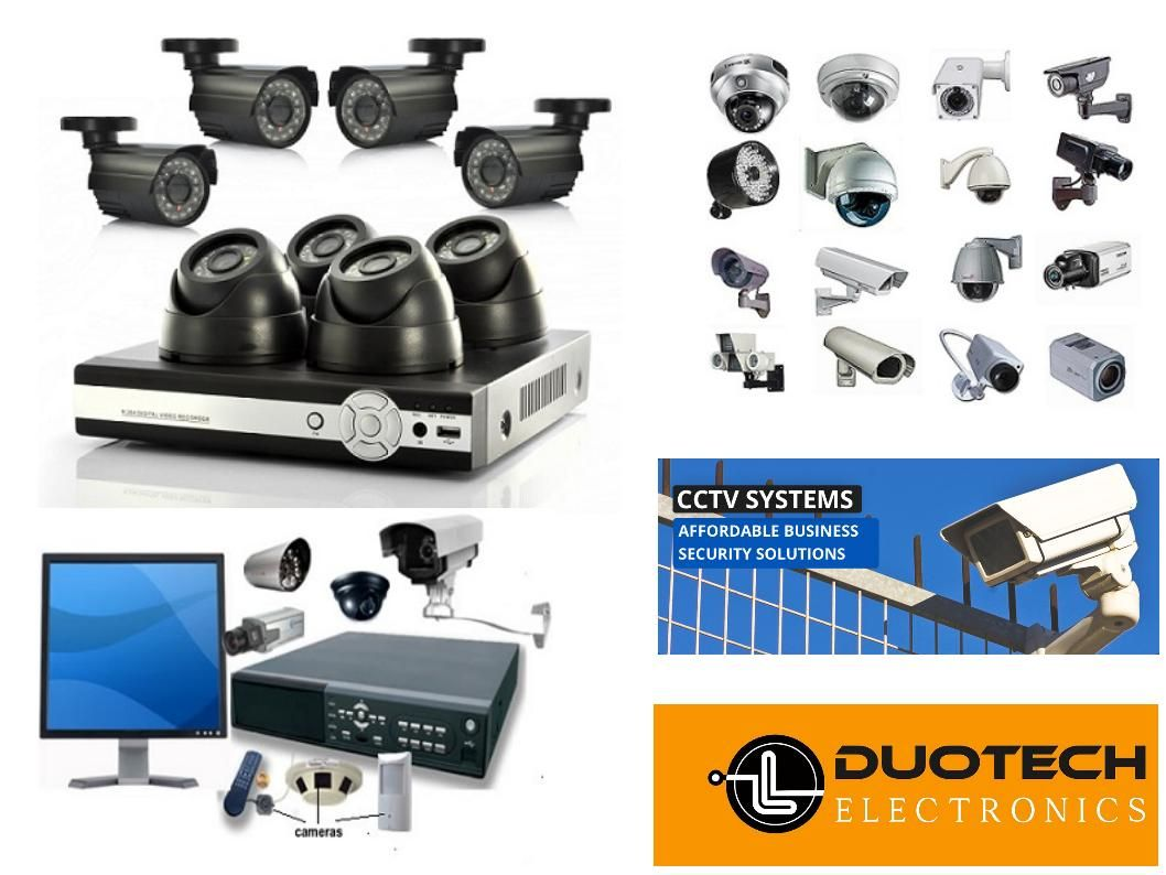 Home Surveillance Camera Systems CCTV Installation by Duotech ...