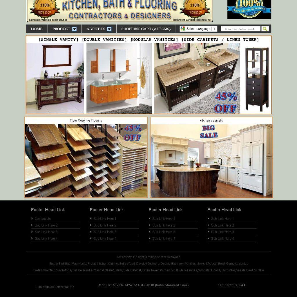 Kitchen Design Web Application  Httplatulufeed Simple Kitchen Design Website Design Inspiration
