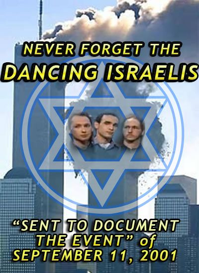 Image result for the dancing Israelis of 9/11