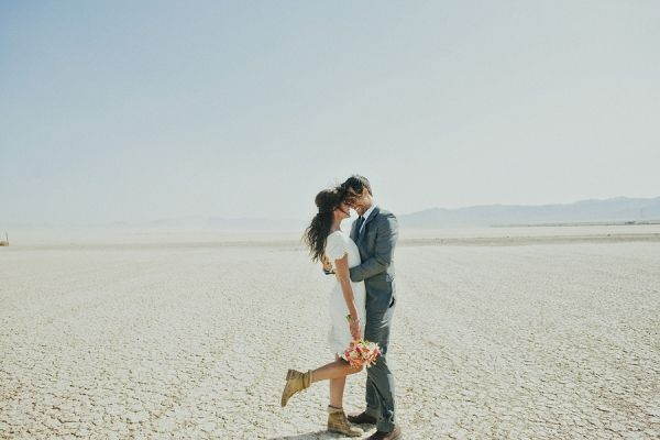 Las Vegas Desert Elopement - Sloan Photographers