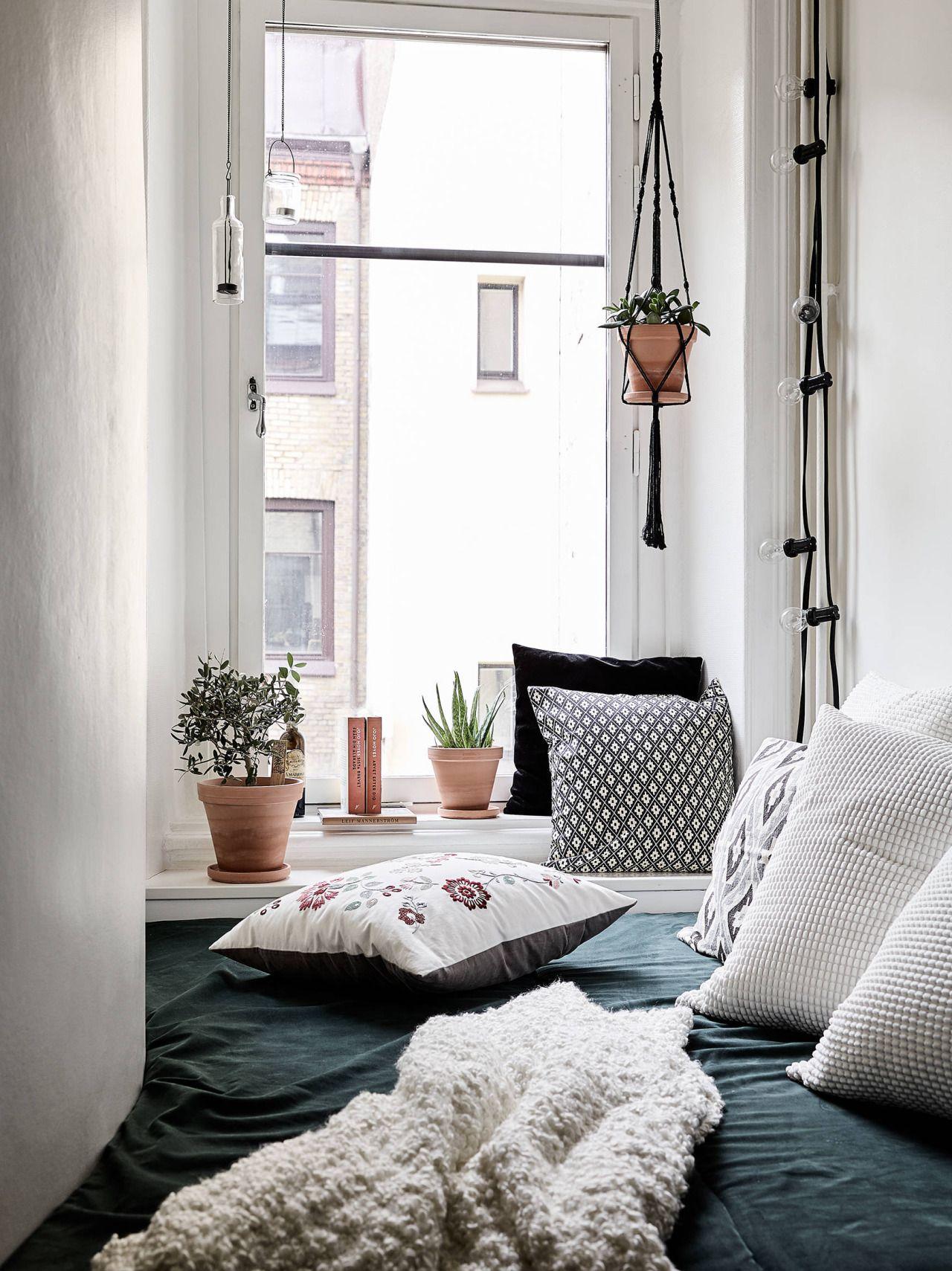 Tumblr Zimmer, Schlichte Schlafzimmer, Kleine Schlafzimmer,  Hauptschlafzimmer, Gemütliche Ecke, Vintage Häuser, Fenstersitze,  Traumzimmer, Zukünftiges Haus
