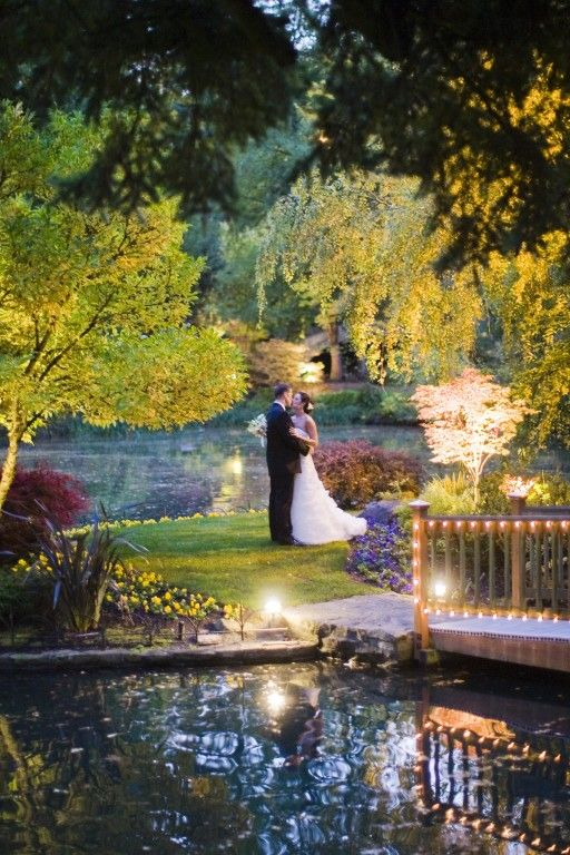 Lakeside Gardens Portland Oregon Wedding Pinterest