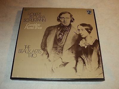 Beaux Arts Trio - Schumann: Complete Pianos Trios #YTTreasures #FREESHIPPING #FREESHIPPING1
