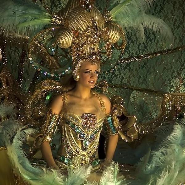 Los Carnavales Más Famosos Del Mundo Ehow En Español Traje De Samba Carnaval Trajes De Carnaval