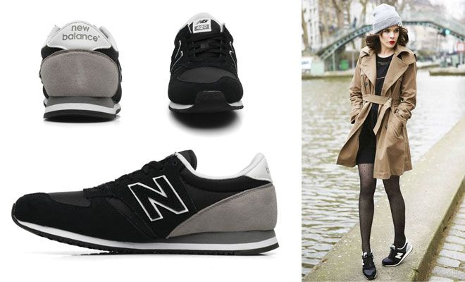 new balance 420 mujer negro