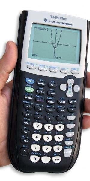 TI\'s super-slim graphing calculator shows that math can be stylish ...