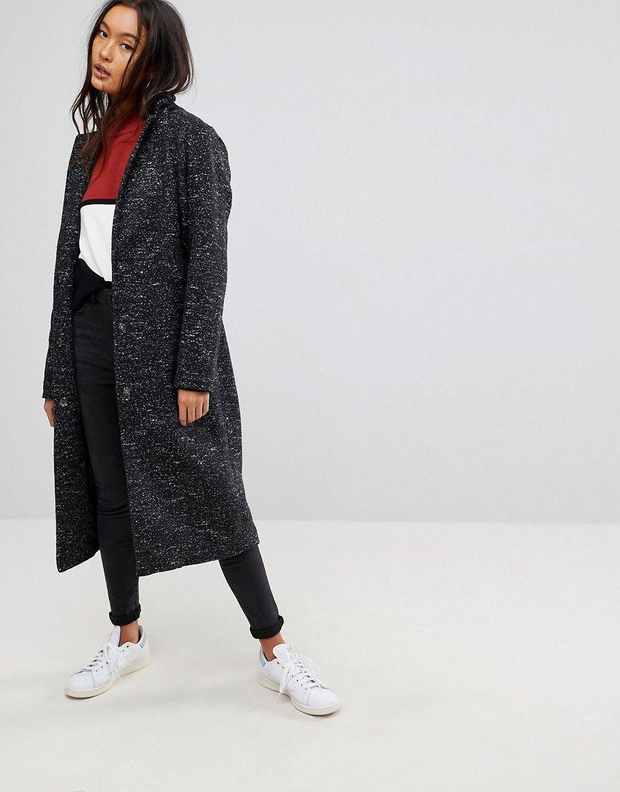 Oversized mantel damen winter