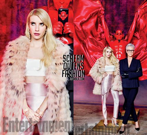 Scream Queens Fashion | Noitada | Pinterest | Scream queens ...