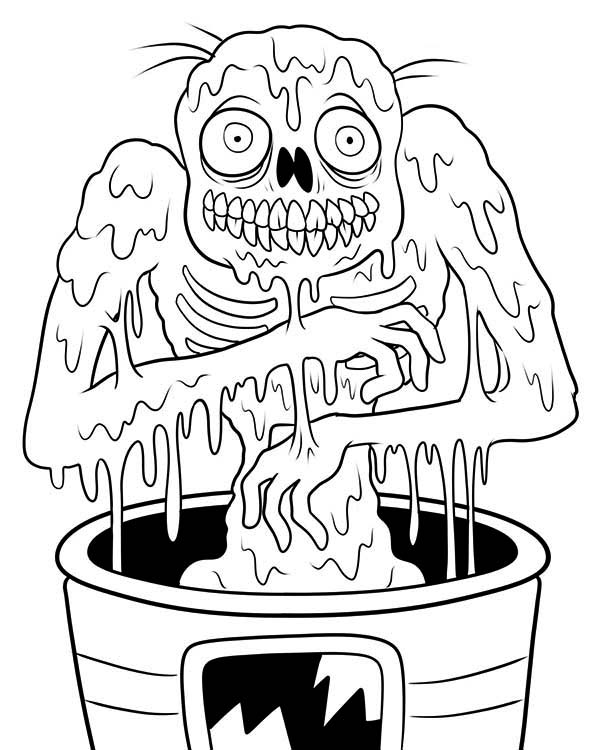 Zombie Coloring Pages In 2020 Disney Coloring Pages Halloween Coloring Pages Halloween Coloring