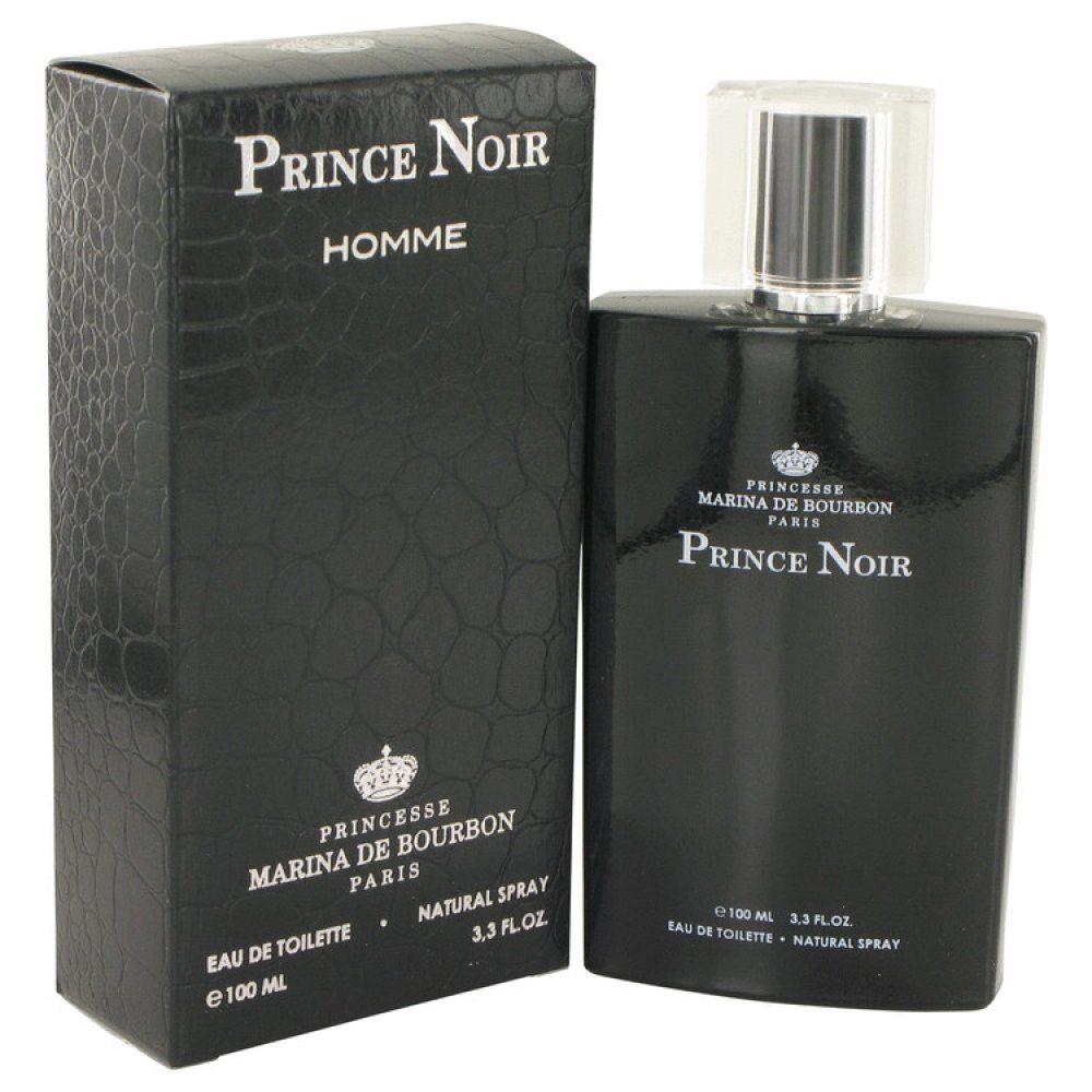 Prince Noir By Marina De Bourbon Eau De Toilette Spray 3.3