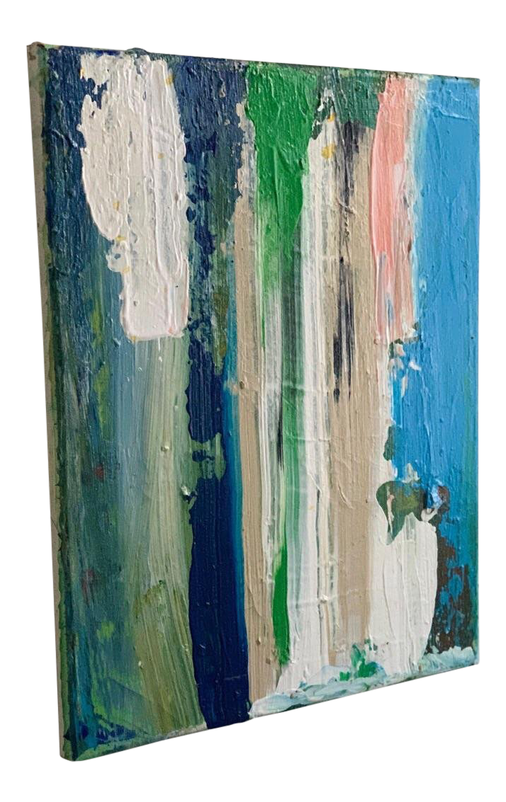 Acrylic Painting On Canvas By Matthew Izzo On Chairish Com Art Painting Modernart Abstractart Abstract Abstract Canvas Painting Painting Abstract Painting