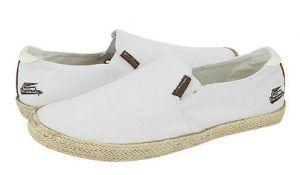espantrigies aspres white mens summer shoes