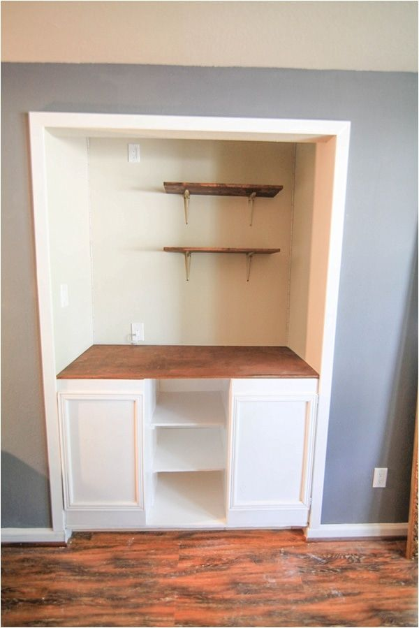 Best Creating Custom Built In Cabinets The Home Depot Built 400 x 300