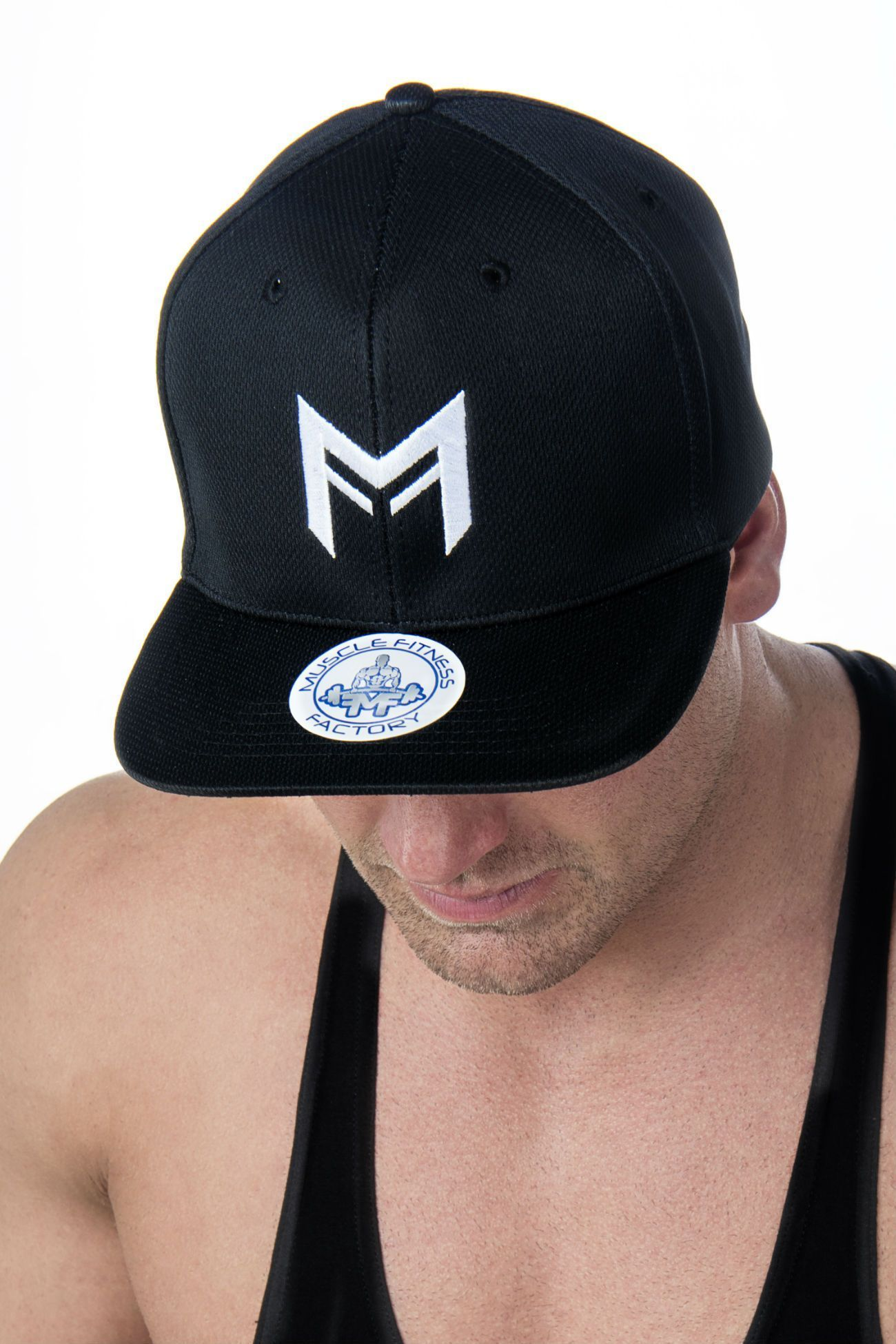 Mff stretch fit hat black gym hairstyles hats fun workouts