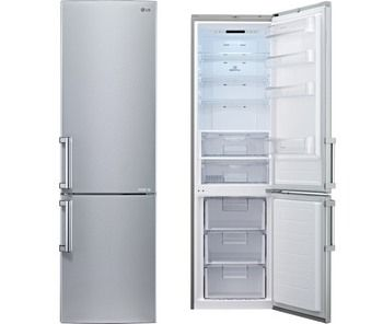 LG FRIDGE GBB530NSCFE Linear Compressor Fridge Freezer