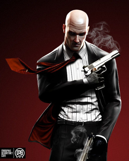 But Sometimes I Wish I Was More Like Agent 47 Some One Who Can See Every Obstacle In There Way And Strategically Form A Flawless Hitman Agente 47 Marvel Artes