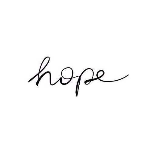 Black And White Happy Hope Quote Quotes Text Words