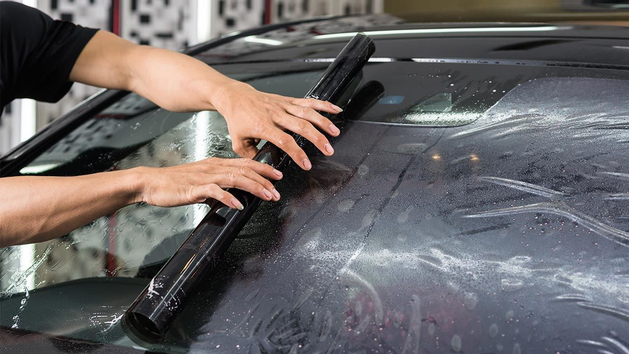Car Auto Detailing Window Tinting Paintless Dent Repair In Pittsburgh Polarizado De Autos Autos