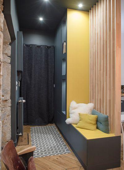 excellent projet home sweet home place sathonay lyon ralisation de marion lanoe architecte with. Black Bedroom Furniture Sets. Home Design Ideas