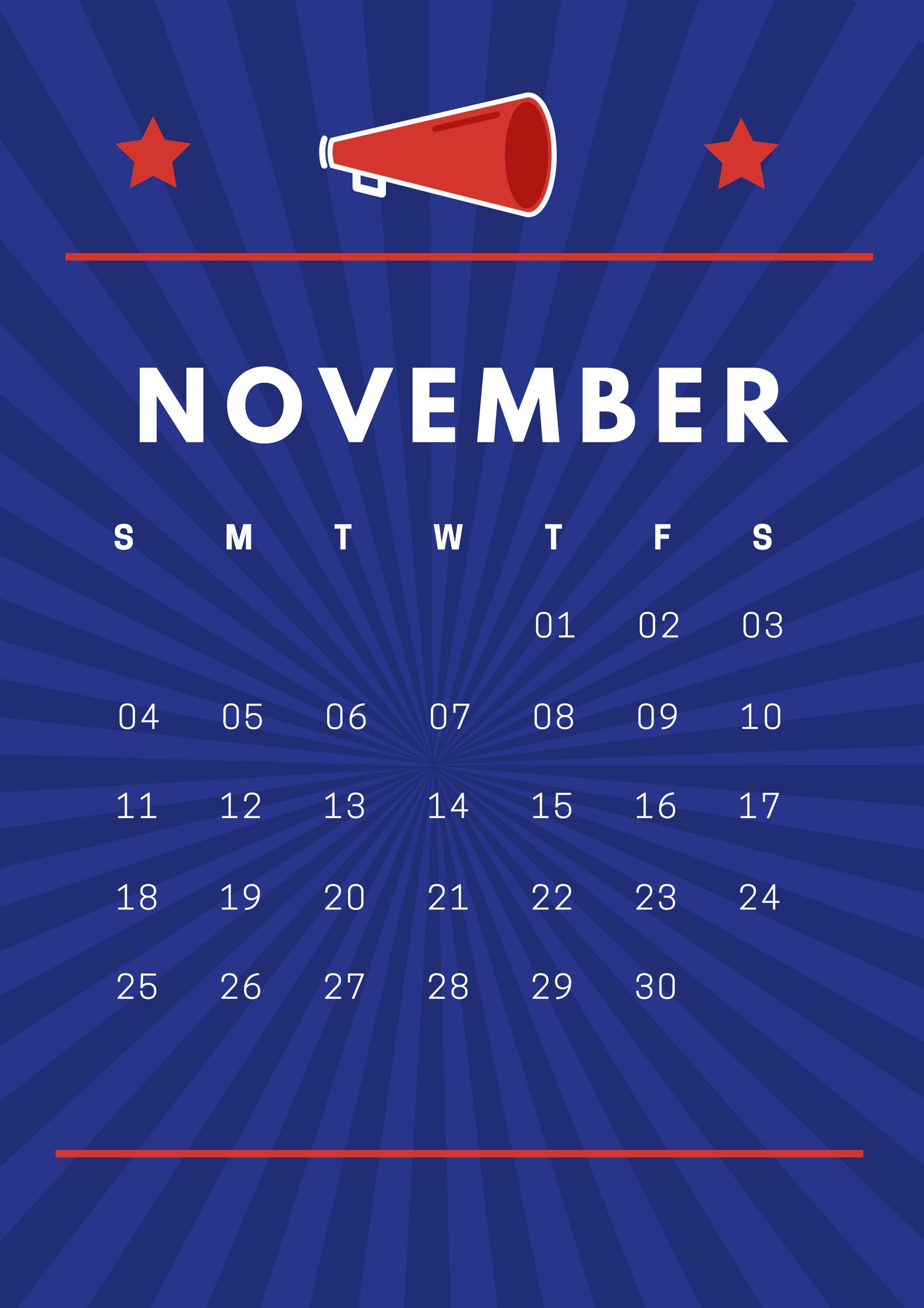 November 2018 iPhone Calendar HD Wallpapers (With images