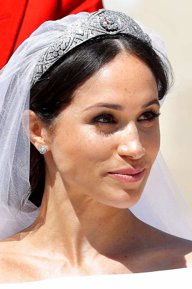 Meghan Markle's Makeup Artist Revealed She Used Pinterest For Wedding Makeup Inspiration