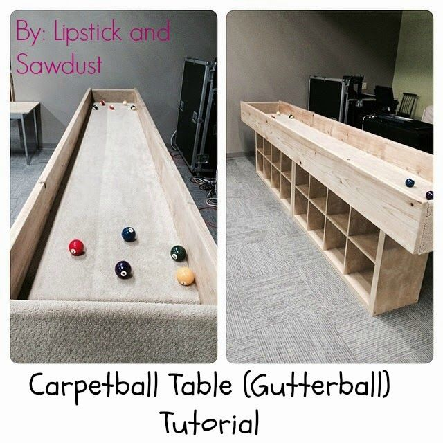 Attractive Carpetball Table Tutorial Late Last Year The Youth Pastor At My Church  Asked Me To Build A Carpet Ball Table For The Youth Rec .